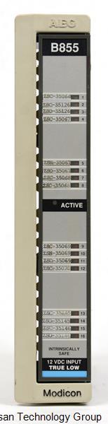 Schneider Electric / AEG / Modicon B855-016 Intrinsically Safe 12 Vdc Input