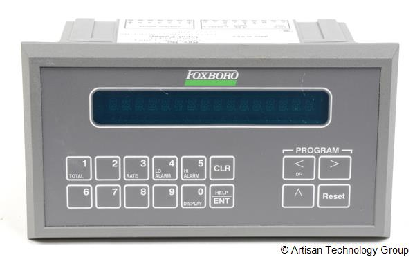 Schneider Electric / Invensys / Foxboro 75RTA-PDEFB Single Loop Microprocessor Based Ratemeter/Totalizer