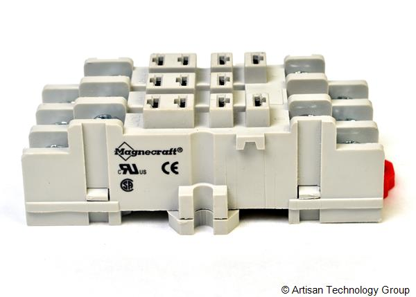 Schneider Electric / MagneCraft 70-463-1 Octal Socket