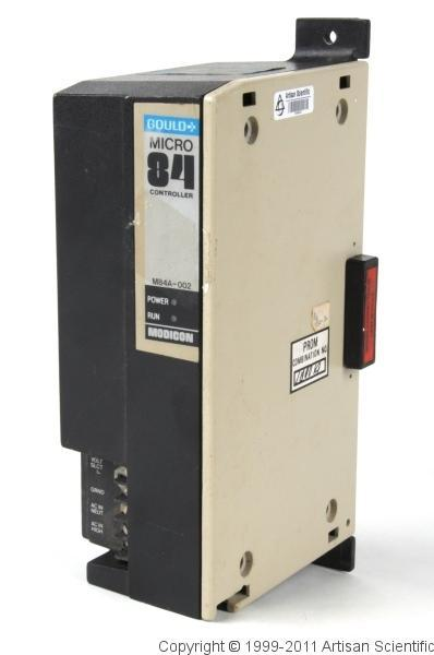 Schneider Electric / Gould M84A-002 Micro 84 Controller