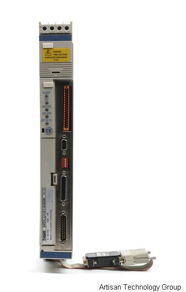 Schneider Electric / NUM MDLU1014Q00 Drive Amplifier