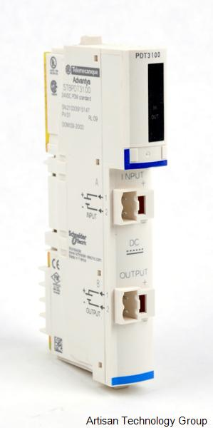 Schneider Electric / Telemecanique Advantys STB-PDT-3100 24VDC Standard Power Distribution Module