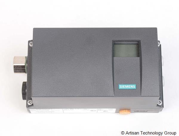 Siemens SIPART PS2 6DR5xxx Electroneumatic Positioner Modules
