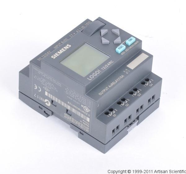 Siemens 6ED1 052-1MD00-0BA5 Digital Module