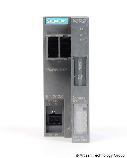 Siemens IM151-1 FO Standard SIMATIC DP Interface Module for the ET 200S