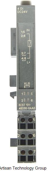 Siemens 6ES7 131-4BD00-0AA0 SIMATIC 4-Channel Digital Input Module