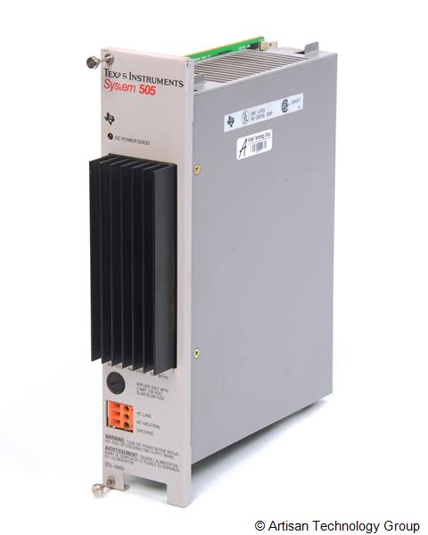 Siemens / Texas Instruments 505-6660 Power Supply