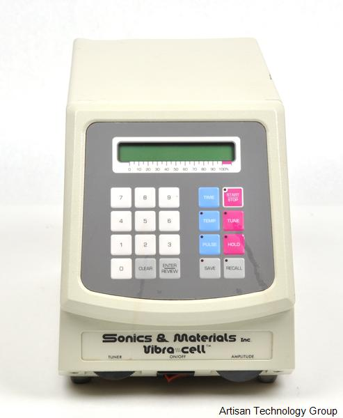 Sonics Vibra-Cell VCX-600 Ultrasonic Processor