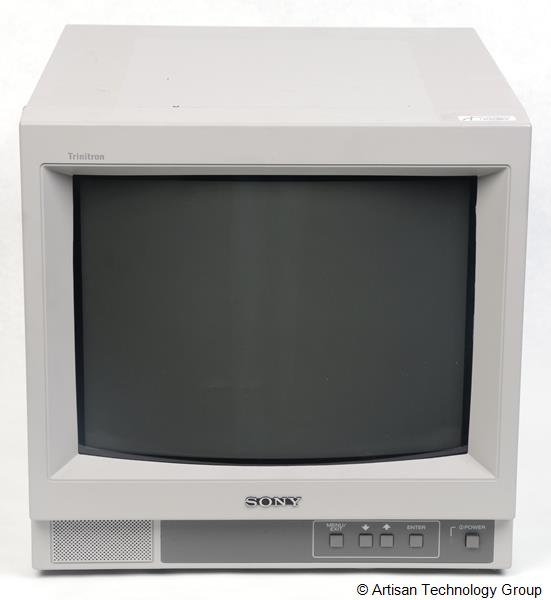 Sony SSM-14N5U Trinitron Color Video Monitor