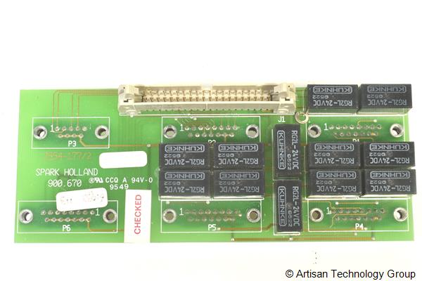 Spark Holland 900.670 Connector Board