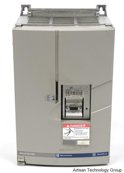 Schneider Electric / Telemecanique / Square D ATV58HU72N4Z Adjustable Speed Drive Controller