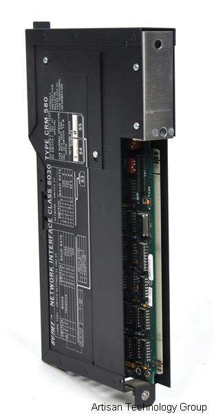 Schneider Electric / Square D SY/MAX Class 8030 CRM-580 Transfer Network Interface Module