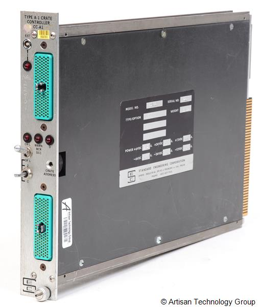 Standard Engineering Corporation CC-A1 CAMAC Crate Controller Type A-1