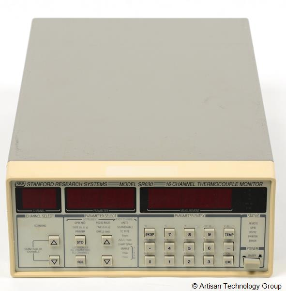 Stanford Research SR630 16-Channel Thermocouple Reader