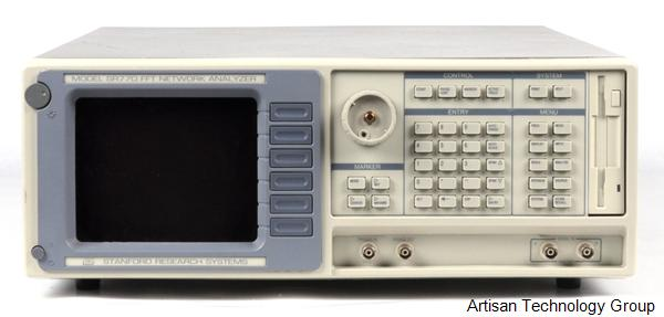 Stanford Research SR770 FFT Network Analyzer