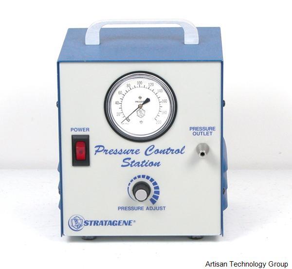 Agilent Genomics / Stratagene 400343 Pressure Control Station