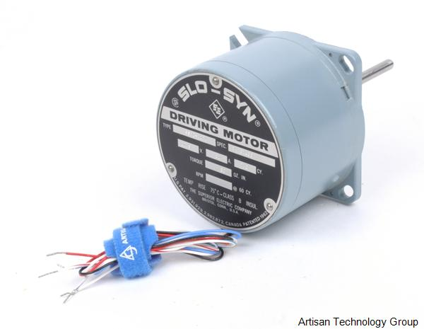 Danaher Motion Superior Electric Ss50 1204 Slo Syn Synchronous Stepper Motor Price Specs