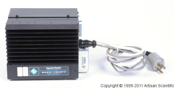 Superior Electric Slo-Syn 3180-EPI10 Indexer Motor Drive
