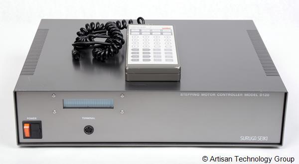 Suruga Seiki D120 Stepping Motor Controller Driver with D700 Handy Terminal