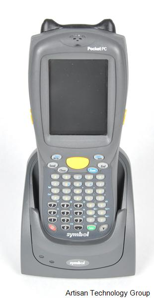 Motorola / Symbol PDT 8146 PocketPC with CRD8100-1200S 4-Slot Ethernet Cradle