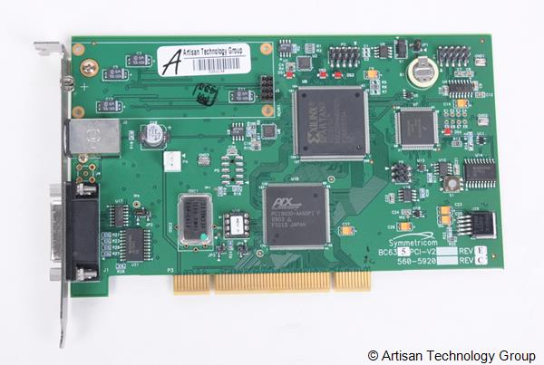 Microsemi / Symmetricom / Datum bc635PCI / bc637PCI Time and Frequency Processor