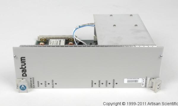 Microsemi / Symmetricom / Datum 23413015-000-0 3E Clock Module