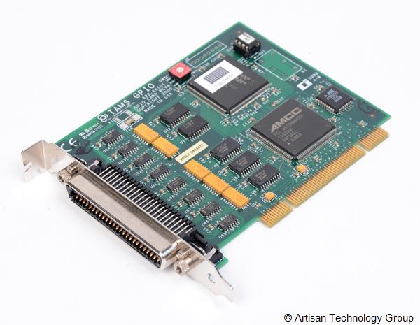 TAMS 61622 GPIO Interface Card for Windows XP, 2000 and NT4