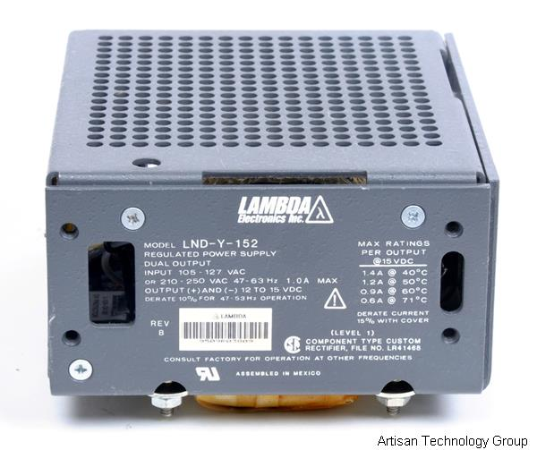 TDK-Lambda LND-Y-152 Regulated Power Supply