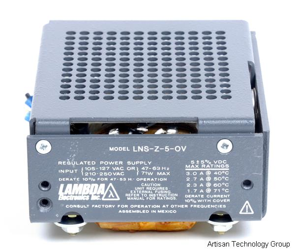 TDK-Lambda LNS-Z-5-OV Regulated Power Supply