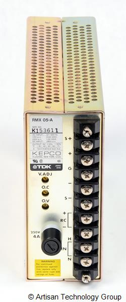 TDK / Kepco RMX 05-A Dual Input Switching Power Supply