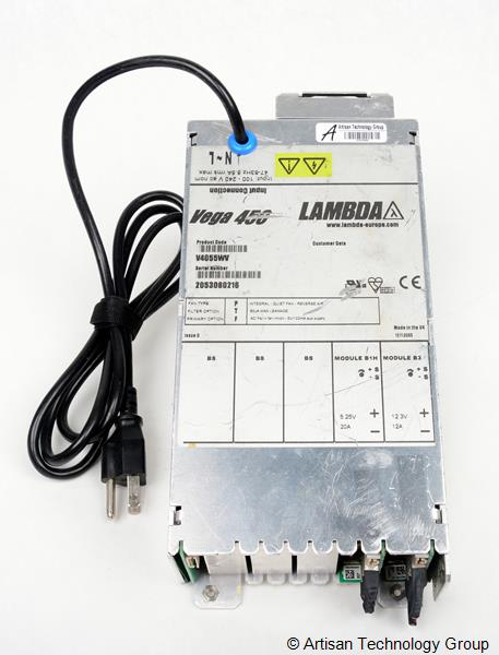 TDK-Lambda Vega Series Multiple Output Modular Power Supply