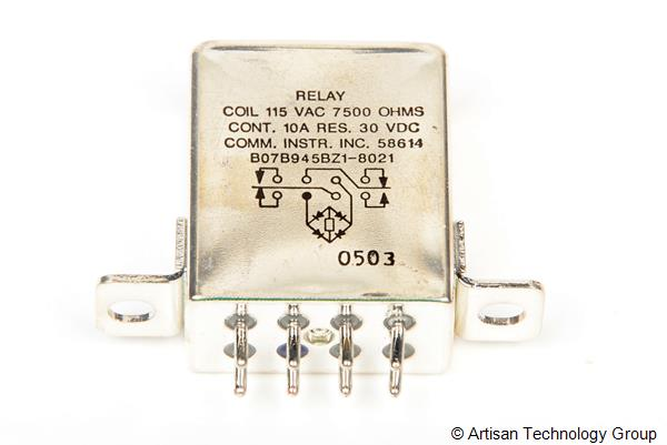 TE Connectivity / Communication Instruments B07B945BZ1-8021 Relay