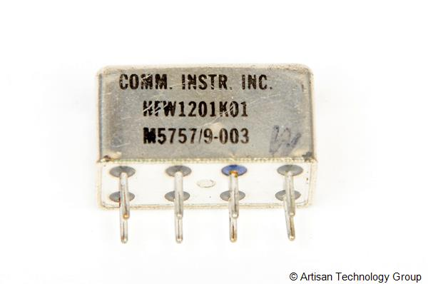 TE Connectivity / Communication Instruments HFW1201K01 Relay