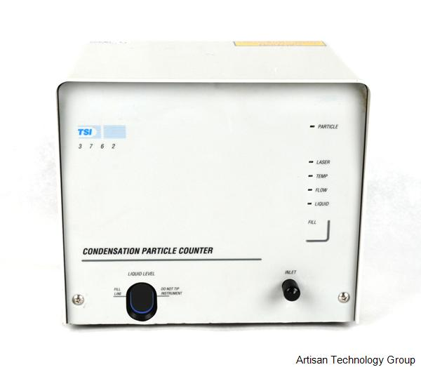TSI 3762 Condensation Particle Counter