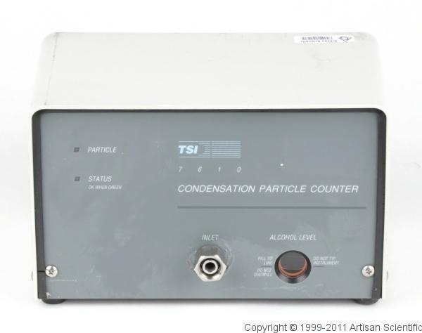 TSI 7610 Condensation Particle Counter