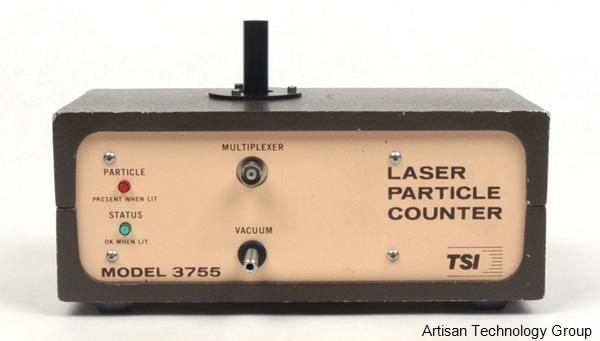 TSI 3755 Laser Particle Counter