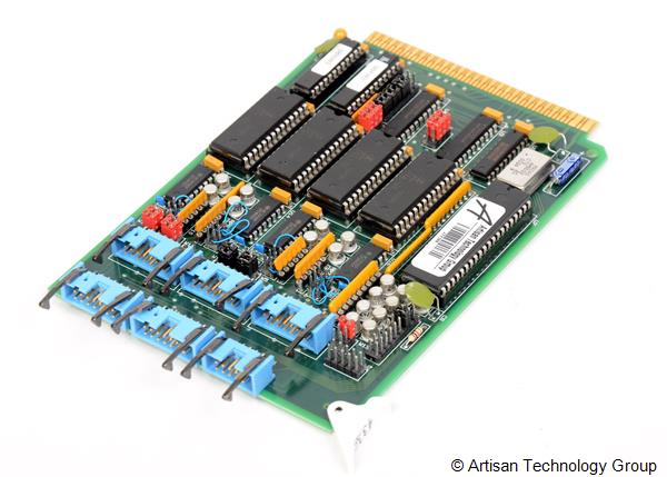 Technology 80 4336-4 4-Axis STD Bus Stepper Motor Controller