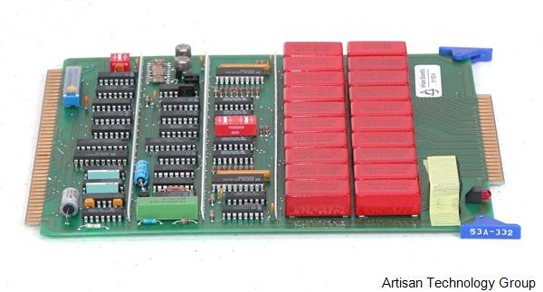 Aeroflex / Tektronix / CDS 53A-332 Reed Relay Scanner Card