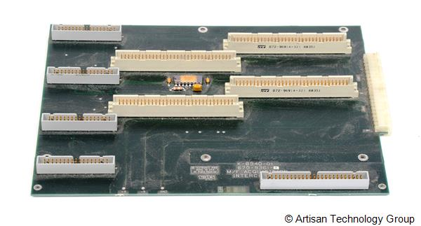 Tektronix 670-9361-00 M/F Acquisition Interconnect Board
