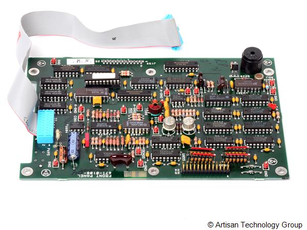 Tektronix 671-0108-04 Front Panel Board