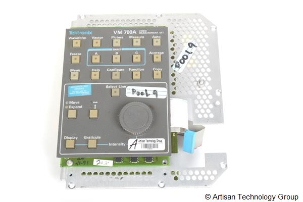 Tektronix 671-0109-02 Keyboard Assembly