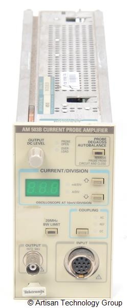 Tektronix AM 503 Series AC/DC Current Probe Amplifiers
