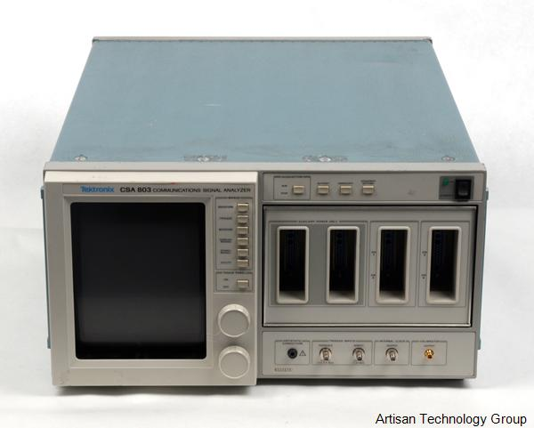 Tektronix CSA 803 Communications Signal Analyzer