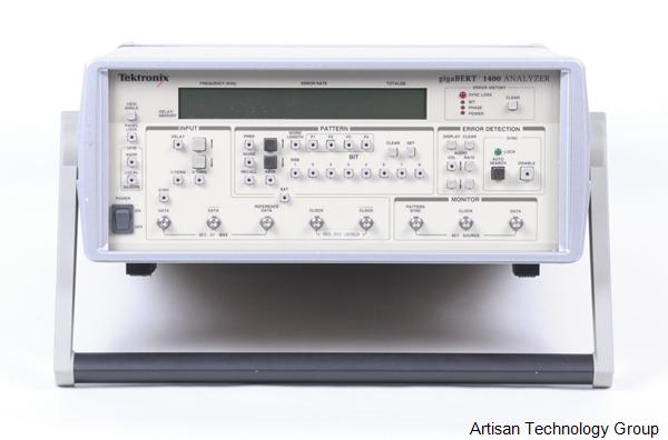 Tektronix / Microwave Logic GB1400 GigaBert 1400 Mb/s BERT Analyzer / Receiver