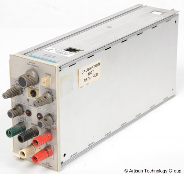 Tektronix PS 503A Constant-Voltage, Current-Limited Floating Power Supply