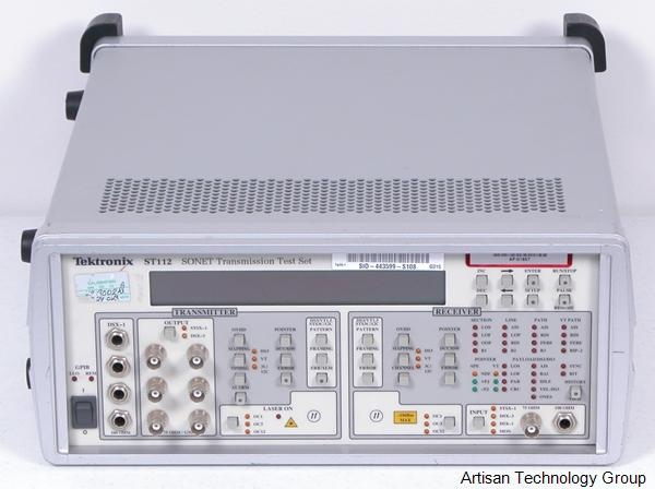 Tektronix / Microwave Logic ST112 SONET Transmission Test Set