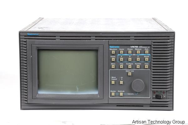 Tektronix VM700 Video Measurement Set
