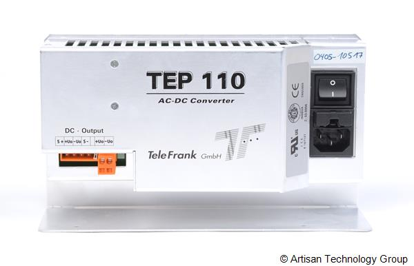 TeleFrank TEP110-24 24VDC Telecom Power Supply