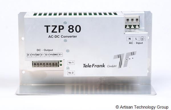 TeleFrank TZP80-2405/S 24VDC and 5VDC Telecom Power Supply