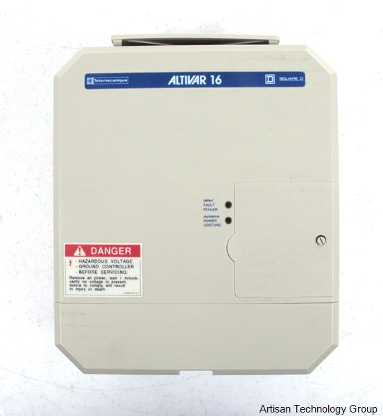 Schneider Electric / Telemecanique ATV16U72N4U Altivar 16 Speed Controller for Asynchronous Motors